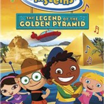 DISNEYS LITTLE EINSTEINS - THE LEG MOVIE