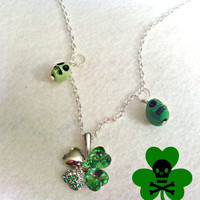 Celtic Punk Necklace