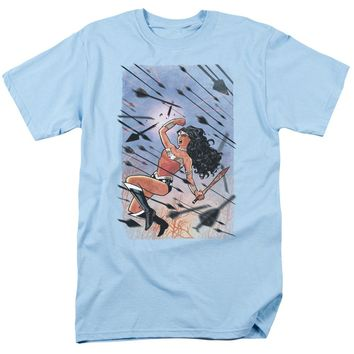 Jla - Wonder Woman #1 Short Sleeve Adult 18/1