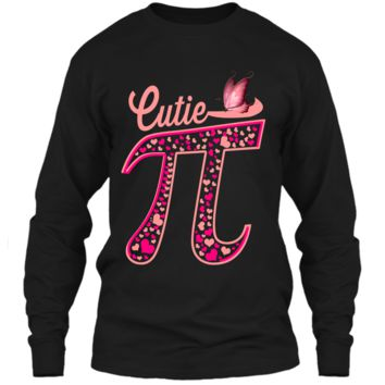 Pi Day Shirt Women Kids Men Toddler Math Teacher Gift Funny LS Ultra Cotton Tshirt