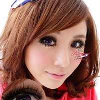 Seeshell Cosmo Violet - Circle Lens 7 Colored Contacts | PinkyParadise
