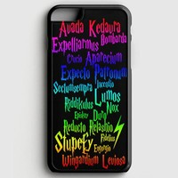 Harry Potter Marauders Map iPhone 6 Plus/6S Plus Case | casescraft