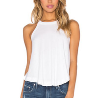 Free People San Fran Tank in White