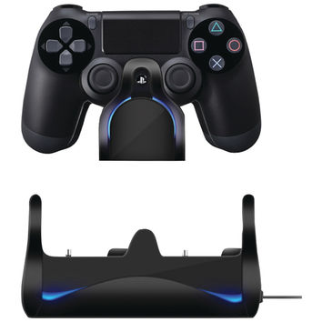 DREAMGEAR PlayStation4 Dual Charging Dock DGPS46402 DGPS4-6402 845620064021