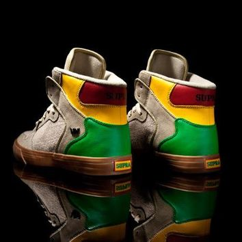 Rasta Pack | Vaider And Vaider Low