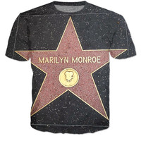 Marilyn Monroe Star T-Shirt!