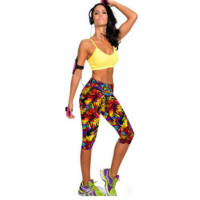 Miami Style Workout Leggings