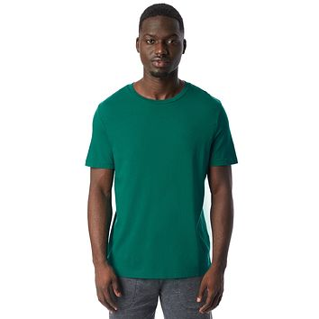 Alternative Apparel - The Outsider Heavy Wash Jersey Green T-shirt