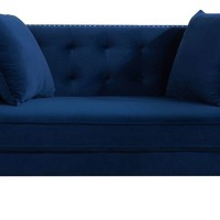 Jennifer Taylor Designs Blue Victoria Sofa