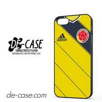 Colombia Soccer Jersey DEAL-2788 Apple Phonecase Cover For Iphone 5 / Iphone 5S