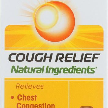 Reboost Cough Relief Syrup - 4.23 Oz