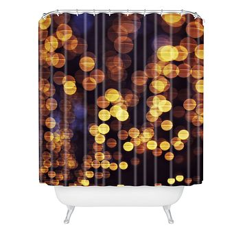 Shannon Clark Enchanted Shower Curtain