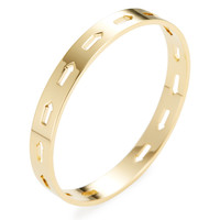 Marc by Marc Jacobs Jewelry Women's Metal Arrow Bangle - Gold