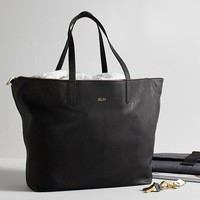 Presidio Vegan Leather Diaper Tote