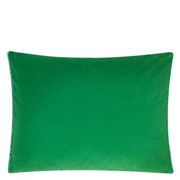 Designers Guild Cassia Emerald Decorative Pillow