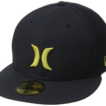 Hurley Men's Icon Diamond New Era Hat, Bronzine, 8