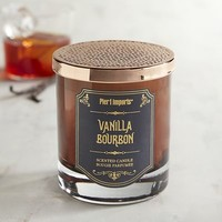 Vanilla Bourbon Cocktail Filled Candle