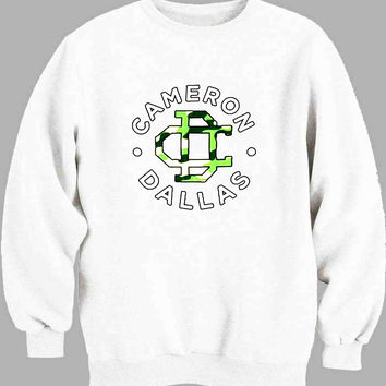 Cameron Dallas Army Sweater for Mens Sweater and Womens Sweater ***