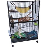 Marshall Pet Products Folding Ferret Mansion