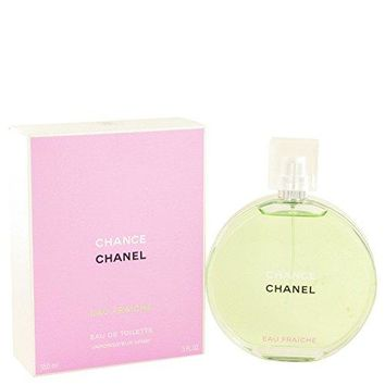 Chanél Chancé Pérfume for Women 5 oz Eau Fraiche Spray