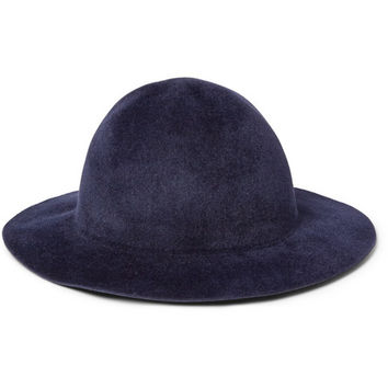 Burberry Prorsum - Rabbit-Felt Hat | MR PORTER