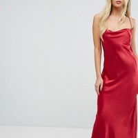 Bec & Bridge Silky Midi Dress at asos.com