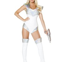 1pc Space Soldier Costume