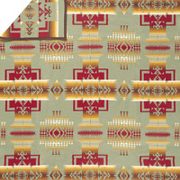 Pendleton ® Native American Blankets, Chief Joseph Indian Blanket, Sage