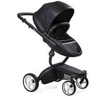 Mima Xari Stroller Authorized Seller (Black Chassis, Black Seat, Black Starter Pack)