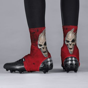 Nemesis Illustration Spats / Cleat Covers