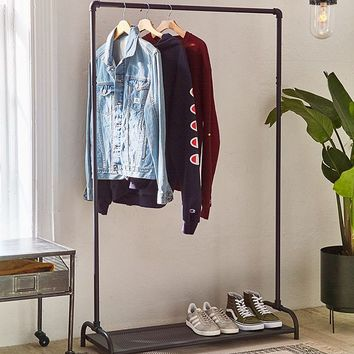 Pipe Clothing Rack | Urban Outfitters