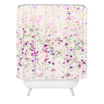 Lisa Argyropoulos Cherry Blossom Spring Shower Curtain