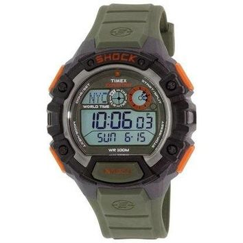 Timex Men's Expedition World Shock Chronograph Watch