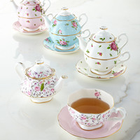 Country Roses Tea For One - Royal Albert