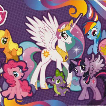 My Little Pony Twilight Sparkle Poster 22x34