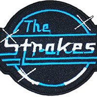 patch the strokes the strokes patch , patches rock bands iron on patches