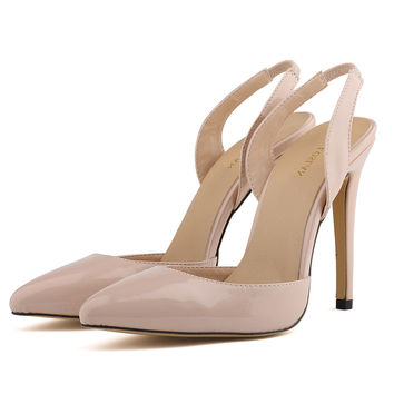Sexy Pointed High Heels For Women's Sandals Shoes
