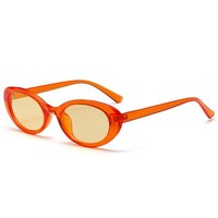 Drop Dead Gorgeous Orange Sunnies