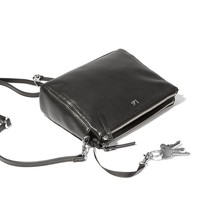 The Pearl - Leather Crossbody Bag - Lo & Sons