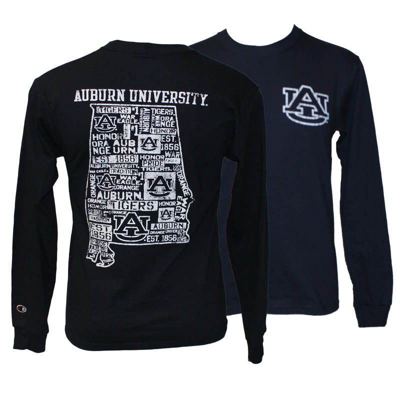 Longsleeve T Shirt State With Au 39 S From