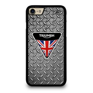 LOGO TRIUMPH MOTORCYCLE iPhone 7 Case Cover