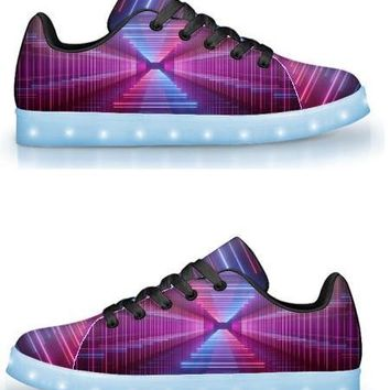 Vortex - APP Controlled Low Top LED Shoe