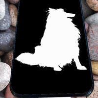The Dog Border Collie for iPhone 4/4s, iPhone 5/5S/5C/6, Samsung S3/S4/S5 Unique Case *76*