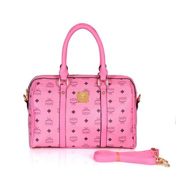 shosouvenir :MCM Luggage Travel Bags Tote Handbag Crossbody Satchel Shoulder Bag H-LLBPFSH