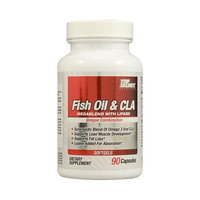 Top Secret Nutrition Fish Oil And Cla Megablend (90 Softgels)