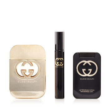 Guilty Gift Set for Women by Gucci