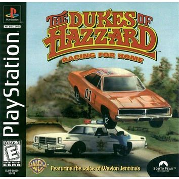The Dukes of Hazzard Racing for the Home