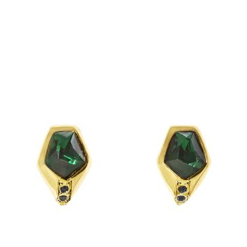 Vince Camuto Pentagon Stone Earring