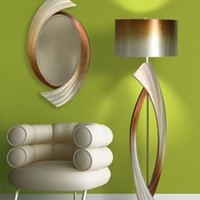 Nova Lighting Swerve Floor Lamp - Opulentitems.com