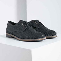 Miista Hayley Feather Oxford Shoe- Black Us